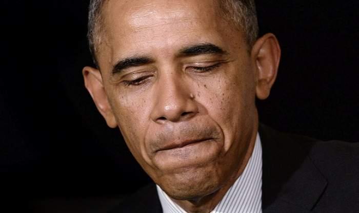 Barack Obama l-a întrebat pe vânzătorul unui restaurant dacă e homosexual. Răspunsul bărbatului l-a surprins până şi pe preşedinte