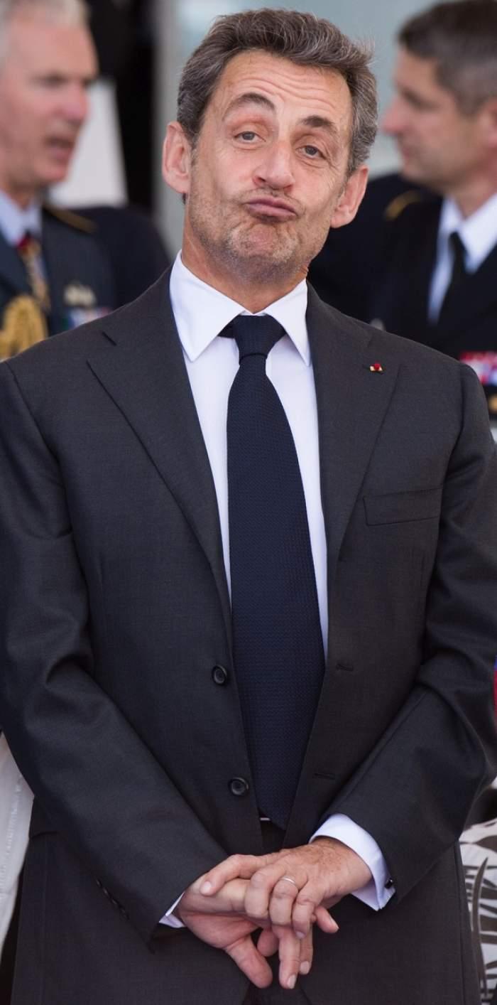 Nicolas Sarkozy, acuzat pentru corupţie şi trafic de influenţă