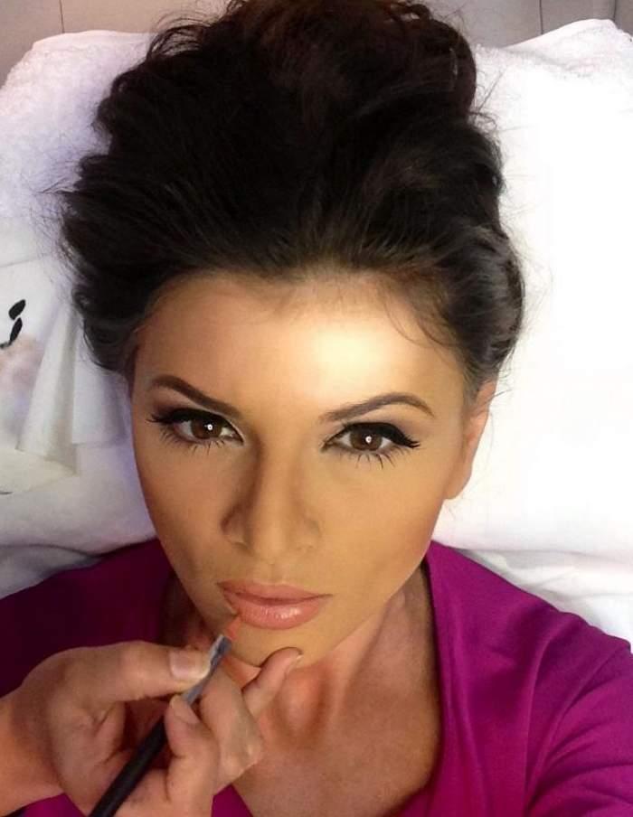 Cât de sexy e Ramona Gabor! Cu formele astea l-a cucerit pe iubitul arab