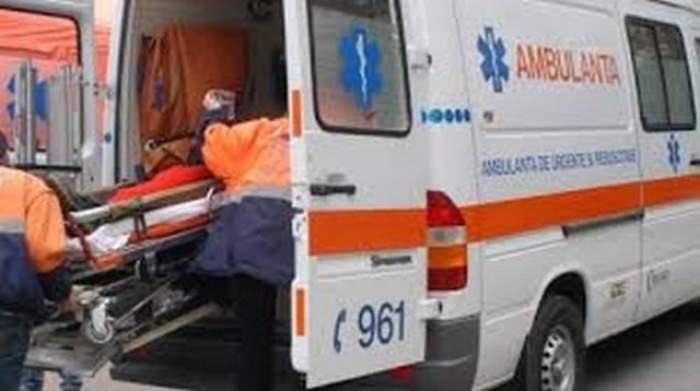 Accident îngrozitor pe DN1! 5 persoane, grav rănite