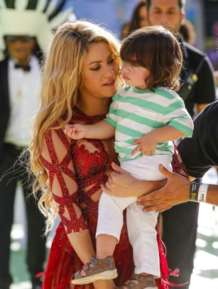 Este oficial! Shakira a confirmat cea de-a doua sarcină!