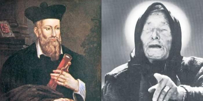 Te vei CUTREMURA! Baba Vanga şi Nostradamus au avut din nou dreptate! Ce au spus despre anul 2014 este îngrozitor