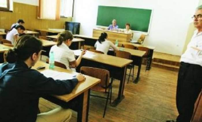 Situaţie fără precedent la BAC! O fată a intrat în travaliu în sala de examen