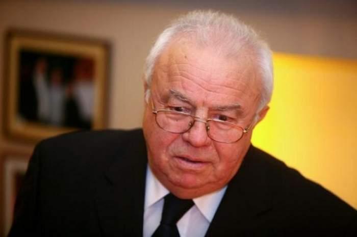 Alexandru Arșinel a fost externat de la Institutul Clinic ...   Alexandru Arșinel