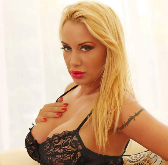 Simona Traşcă, atinsă pe sâni în public! Cine este norocosul