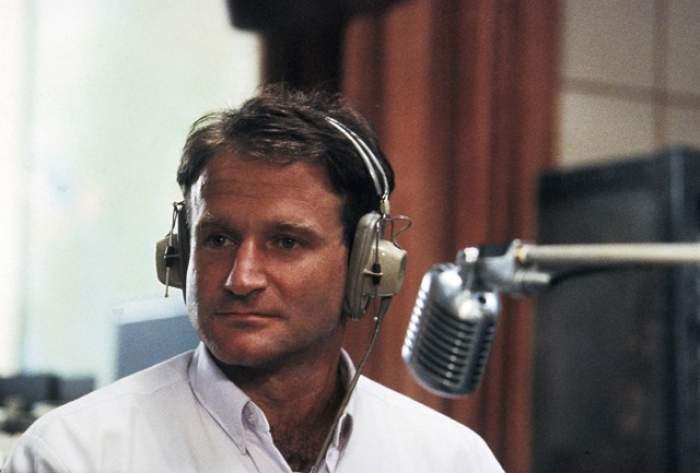 Ce a apărut pe pagina de Facebook a lui Robin Williams la câteva ore de la moartea actorului
