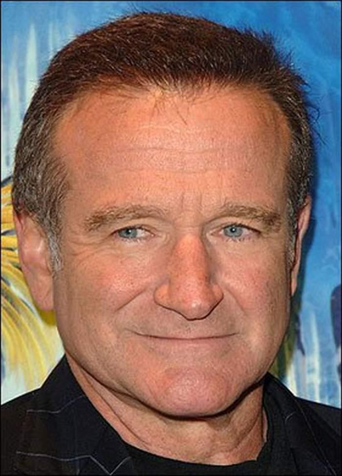 Imagine cutremurătoare! Care este ultima fotografie postată de Robin Williams pe Internet