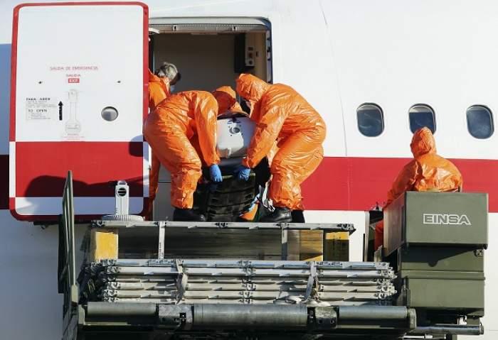 Panică în apropiere de România! 14 persoane suspectate ca fiind infectate cu virusul Ebola
