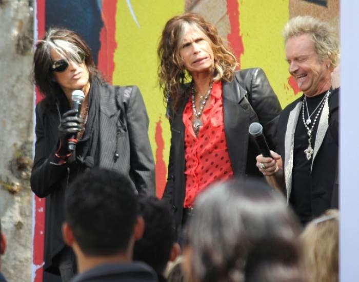 """Joey Kramer, toboşarul trupei """"Aerosmith"""", are probleme cu inima! Detalii despre starea sa de sănătate!"""
