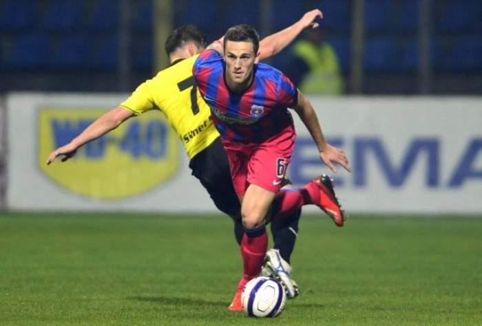 Florin Gardoş, călcat de maşină! Fotbalistul a suferit un accident