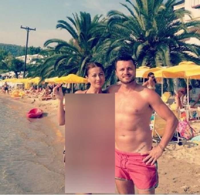 Gabriela Cristea s-a îngrăşat sau e gravidă?! Fotografia, în costum de baie, în care i se vede perfect burtica!