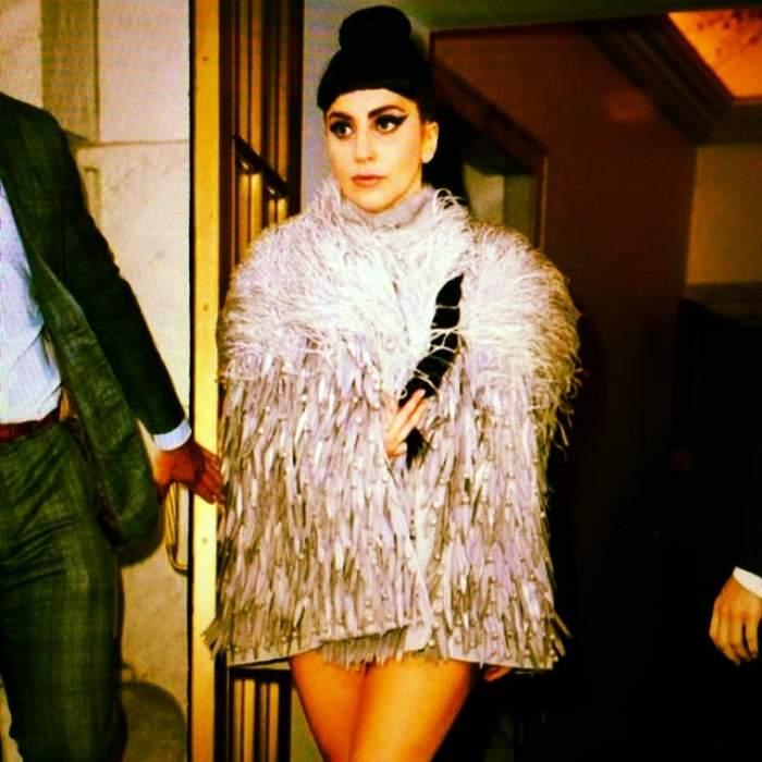 Lady Gaga şi-a şocat admiratorii! Apariţia înfricoşătoare pe care nu o vei uita prea uşor
