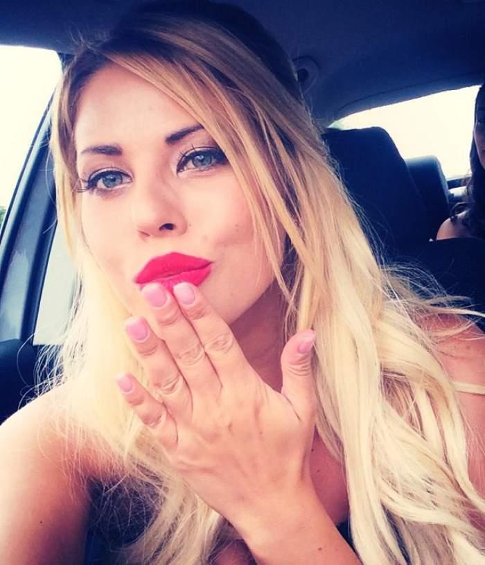 """Roxana Nemeş a făcut senzaţie la nuntă! Cum s-a îmbrăcat artista: """"Casă de piatră"""""""