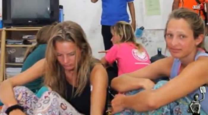 VIDEO / Au înotat şase ore şi au fost nevoiţi să-şi bea propria urină! Povestea incredibilă a unor turişti aflaţi pe un vas care s-a scufundat!