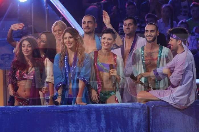 """Demonstrații incredibile de curaj, conflicte și lacrimi, în prima semifinală """"Splash! Vedete la apă"""""""