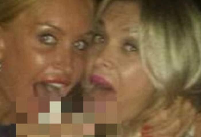 """Imagini demne de filmele XXX cu Vica Blochina şi o prietenă de-ale acesteia pe internet! Cele două """"joacă"""" la acelaşi """"cap"""""""
