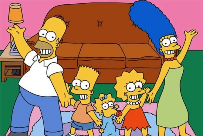 """Eşti fan """"Familia Simpson""""? Uite ce canal TV difuzează toate episoadele încontinuu"""