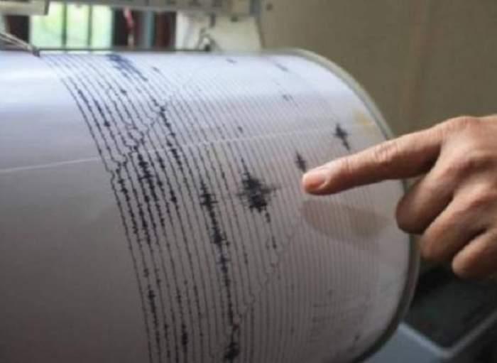Cutremur PUTERNIC în Covasna