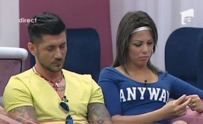 """La un pas de a rupe relaţia! Andrei şi Cristina de la """"Mireasă pentru fiul meu"""" şi-au aruncat vorbe grele!"""