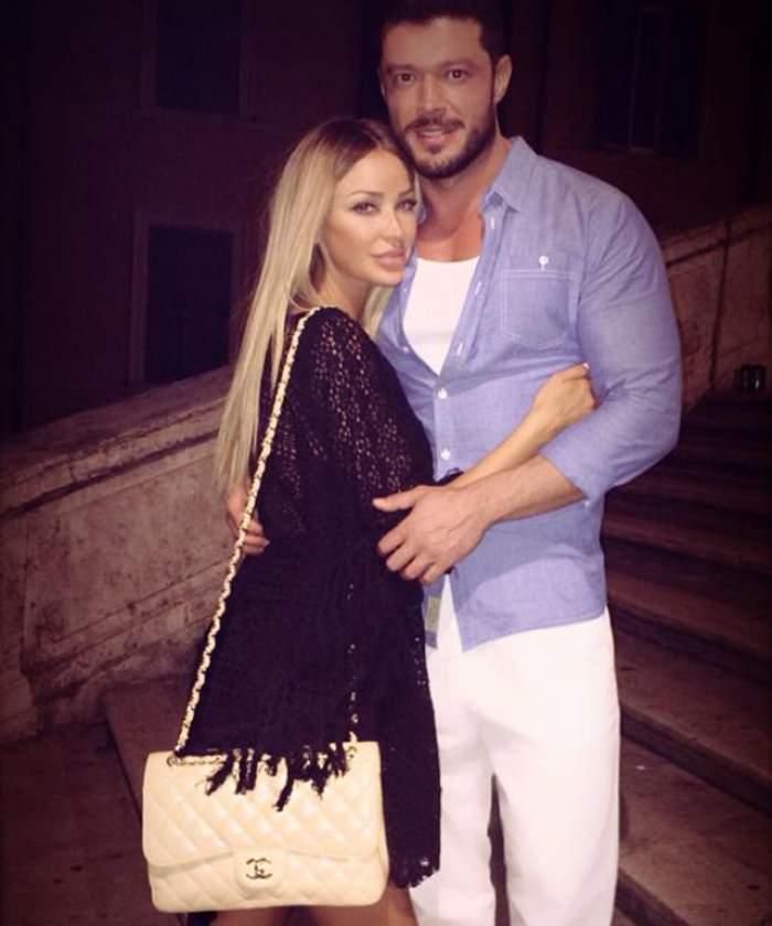 Bianca Drăguşanu şi Victor Slav au spart 15.000 de euro în 4 zile la Roma