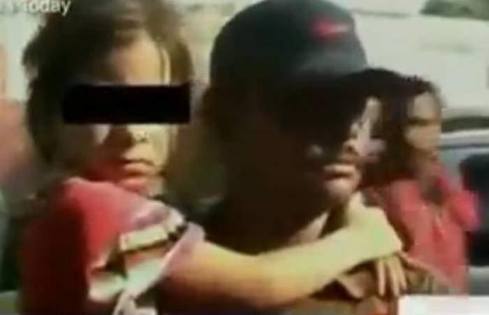 VIDEO / Poveste şocantă! O fetiţă de 7 ani a fost îngropată de vie chiar de rudele sale