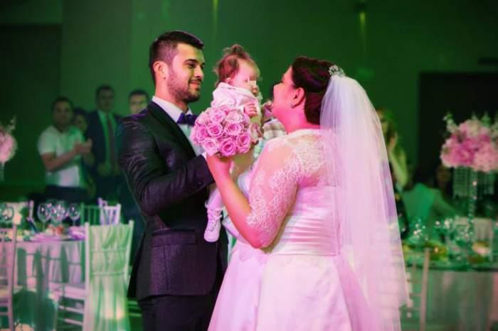 Moment extrem de emoţionant la nunta Oanei Roman dezvăluit abia la 2 luni de la eveniment