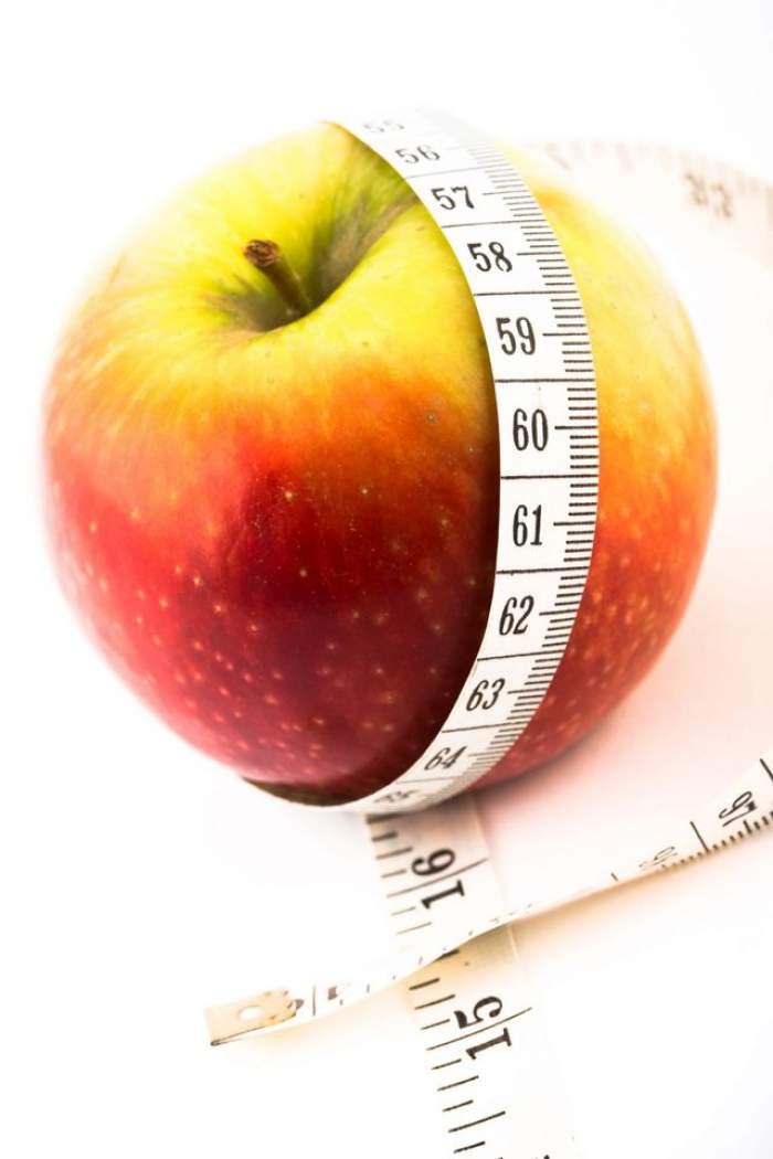 Dieta cu mere! Dai jos 4 kilograme în 5 zile!