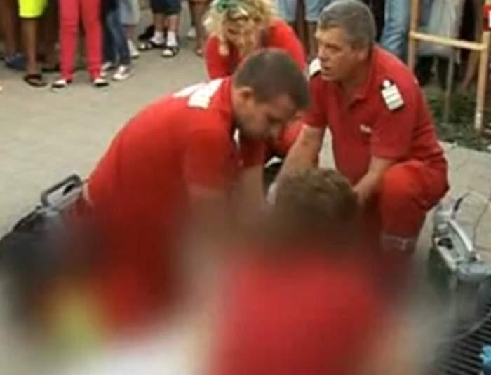 Un turist a murit pe faleza din Mamaia! Cum s-a produs tragedia