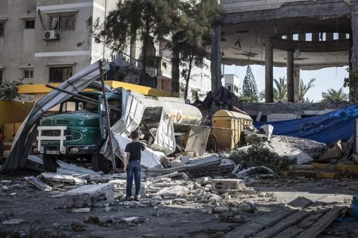 Armata israeliană îşi anunţă retragerea totală din Fâşia Gaza