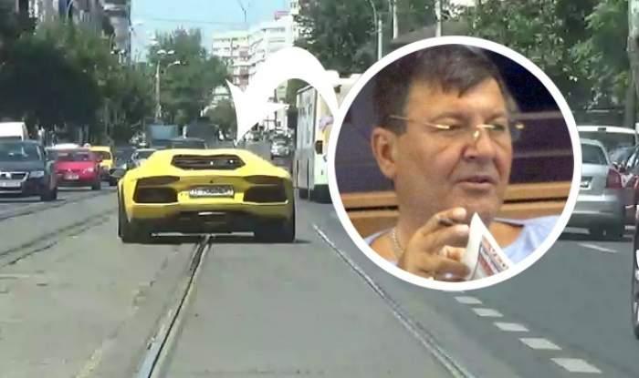 Milionarul cu apucături de cocalar din România are concurenţă! Cum arată maşina care întoarce capul londonezilor!