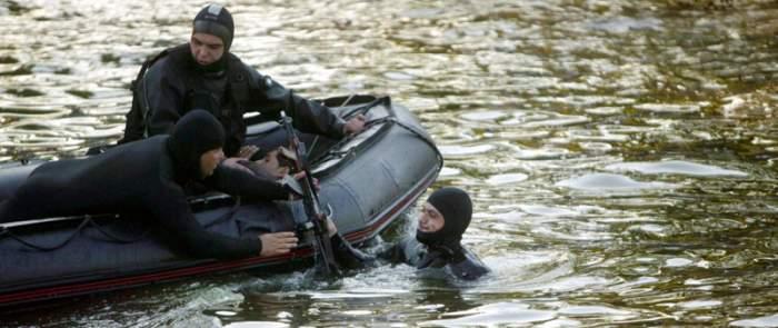 UPDATE  Scafandrii au găsit în Lacul Băneasa cadavrul unui bărbat dat dispărut