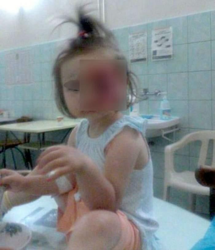 Accident teribil în Brăila! O fetiţă a fost mutilată de o şoferiţă neatentă! Declaraţia femeii este halucinantă