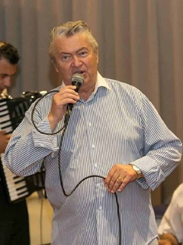 Gheorghe Turda rămâne în spital! Află totul despre starea de sănătate a artistului!