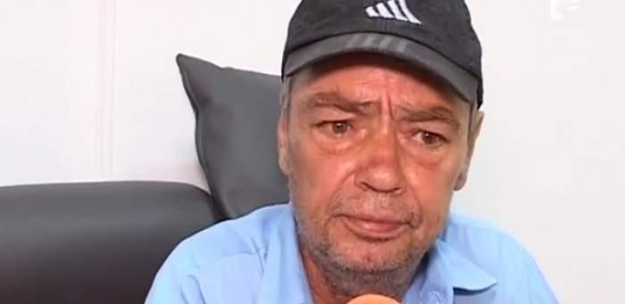 """VIDEO / Ion Luciu, mesaj sfâşietor: """"Am vrut să mă sinucid!"""""""