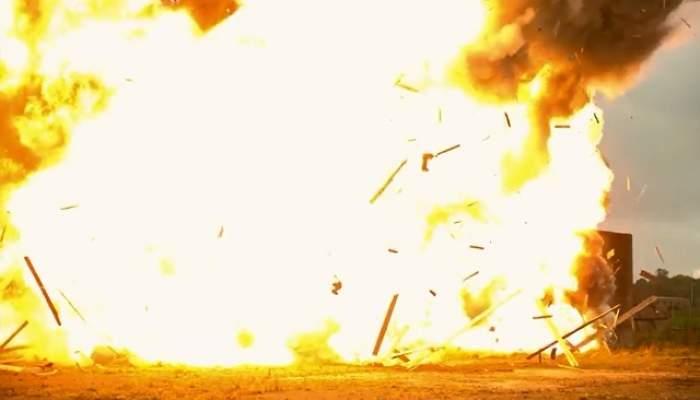 Explozie la o fabrică în Iași! 40 de muncitori se aflau în clădire