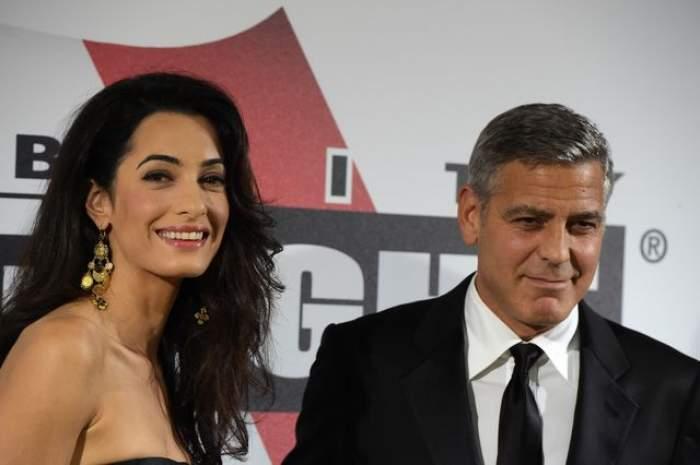 Bat clopotele de nuntă! George Clooney se căsătoreşte, astăzi, la Londra