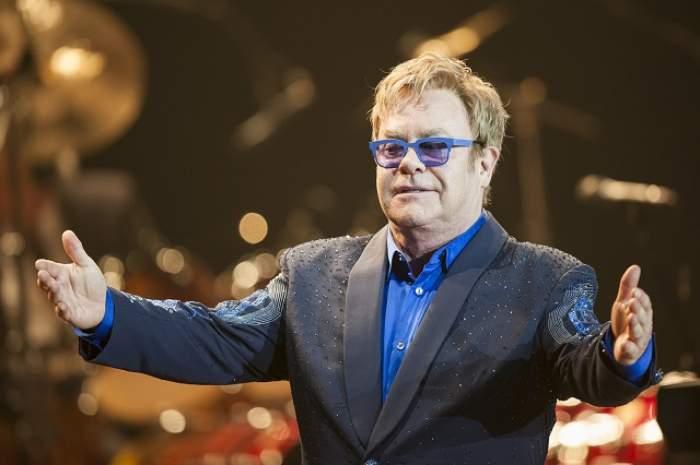 """Elton John stârneşte controverse de proporţii: """"Iisus ar fi susţinut căsătoriile gay"""""""