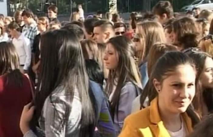 Accident teribil în prima zi de şcoală! Un elev va plăti scump pentru gestul său