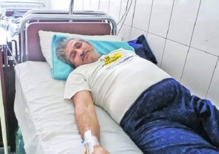 Jean Paler, în stare gravă! A ajuns la terapie intensivă!