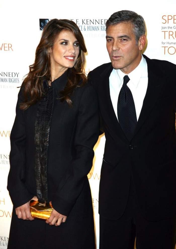 FOTO / Elisabetta Canalis, fosta iubită a lui George Clooney, s-a măritat şi a avut o nuntă ca-n poveşti! Imaginile pe care Clooney nu va avea curaj să le privească