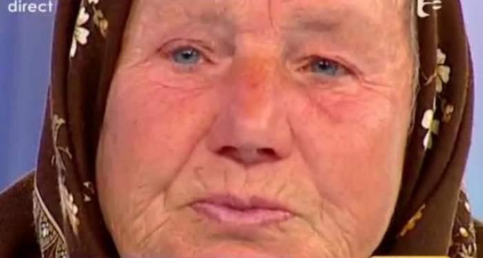 ŞOCANT! Femeia condamnată la o pensie de mizerie! Trăieşte cu doar 1 leu pe lună!
