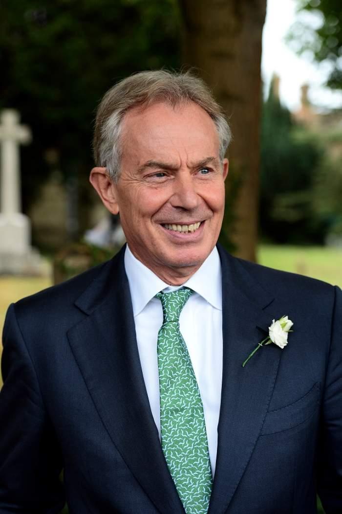 Tony Blair, idolul homosexualilor! Fostul prim-ministru a apărut pe coperta Gay Times!