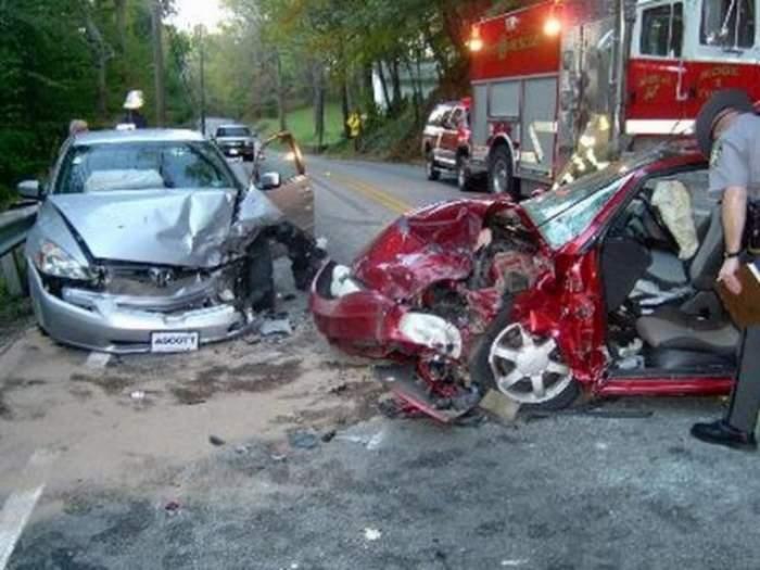 Înfiorător! Două persoane au murit într-un accident grav pe DN1