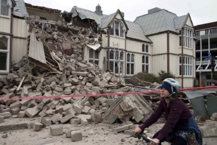 CUTREMUR cu urmări devastatoare, în Peru! Opt persoane au murit!