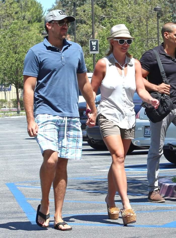 A înşelat-o David Lucado pe Britney Spears sau nu? Detalii neştiute despre cea mai neaşteptată despărţire din showbiz!