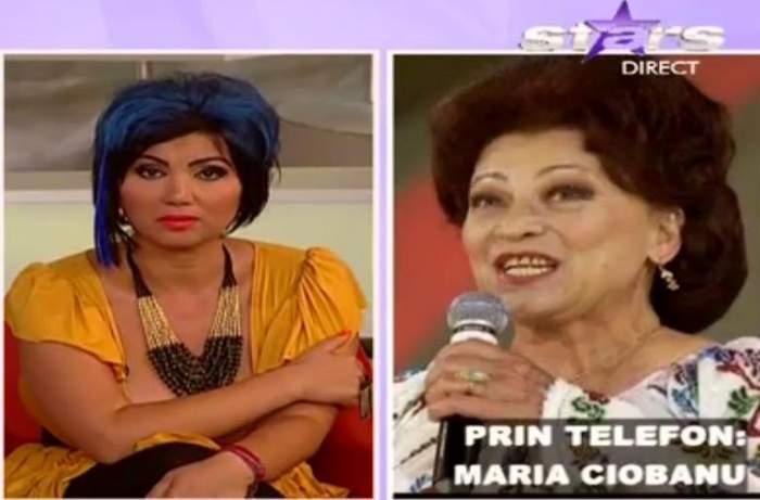 Secretul unui ten frumos şi la 76 de ani! Adevărul despre operaţiile estetice ale Mariei Ciobanu!