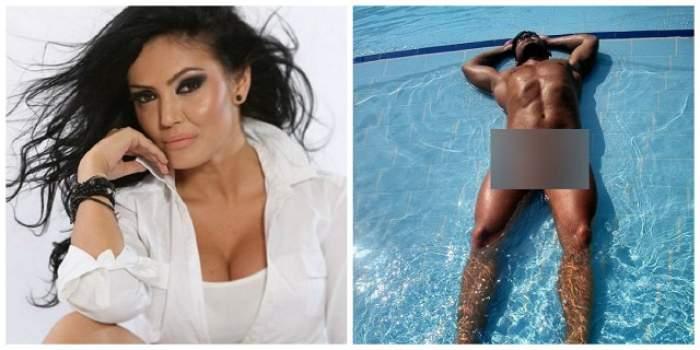 """Sorin Dumitraş, fotografii de """"DIVĂ"""", în piscină! Până şi Andreea Mantea ar fi invidioasă pe un asemenea pictorial"""