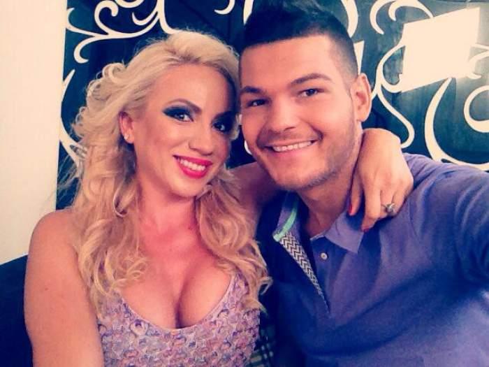 Un nou cuplu în showbizul autohton? Scene fierbinţi cu Bote şi Rocsana Marcu în emisiune