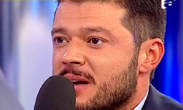 """VIDEO / Victor Slav, declaraţie uimitoare: """"M-am căsătorit cu Bianca din orgoliu"""""""
