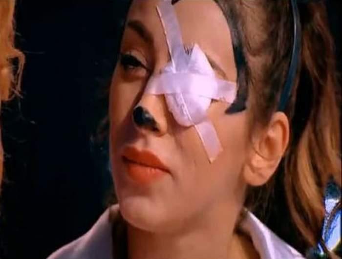 VIDEO / Ruby, accidentată grav la ochi! Bruneta a rămas în stare de şoc în momentul în care şi-a pierdut vederea